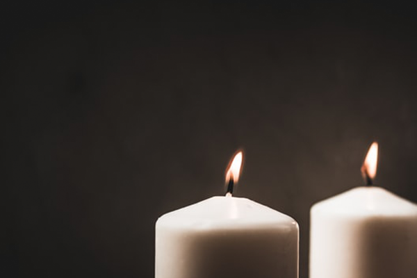 Lighting candles and saying prayers can be helpful